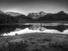Newcomers Projected Images - Third - Blea Tarn by Andy Baker (October 2012)