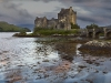 Advanced Colour Prints - HC - Eilean Donan Dusk by Barry Heaton (October 2012)
