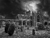 Advanced Monochrome Prints - First - Melrose Abbey by Ken Rennie (October 2012)