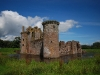 Newcomers Prints - Third – Caerlaverock Castle by Trudi Higgins (October 2012)