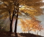 Mattinson Cup - Second - Autumn By The Lake by Pax Garabedian (March 2013)