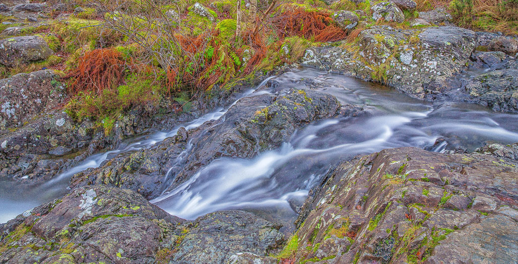 Advanced Colour Prints - Joint Third - Barrow Beck by Jeff Saunders (January 2014)