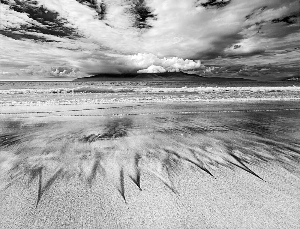 Advanced Monochrome Prints - HC - Written in Sand by Alan Thomson (January 2014)