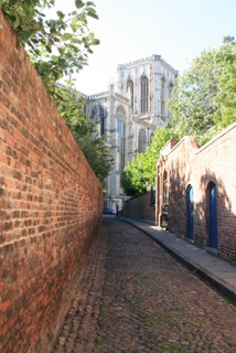 Newcomers Prints - HC - York Minster From Chapter House Street by Mike Haythornthwaite (October 2013)