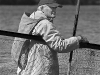Advanced Monochrome Prints - First - Haaf Net Fisherman by Alan Thomson (December 2013)
