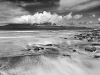 Advanced Monochrome Prints - HC - Clouds On Askival by Alan Thomson (December 2013)