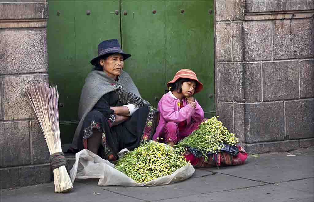 Advanced Colour Prints - HC - Herb Sellers, Sucre, Bolivia by Pax Garabedian (October 2014)