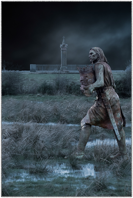 Advanced Colour  Prints - Second - Death At Burgh by Steve McLellan (February 2016)