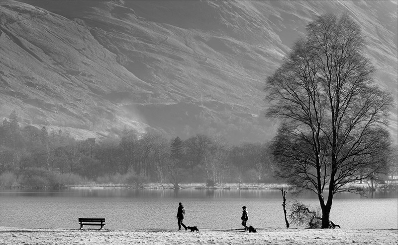 Advanced Monochrome Prints - First  - Nearly There by Alan Thomson (November 2015)
