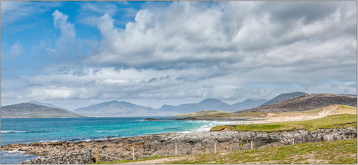 Advanced Projected Images – HC – Towards North Harris by Tim Booth (October 2015)