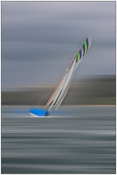 Advanced Projected  Images - First - Working Boat by Steve McLellan (November 2015)