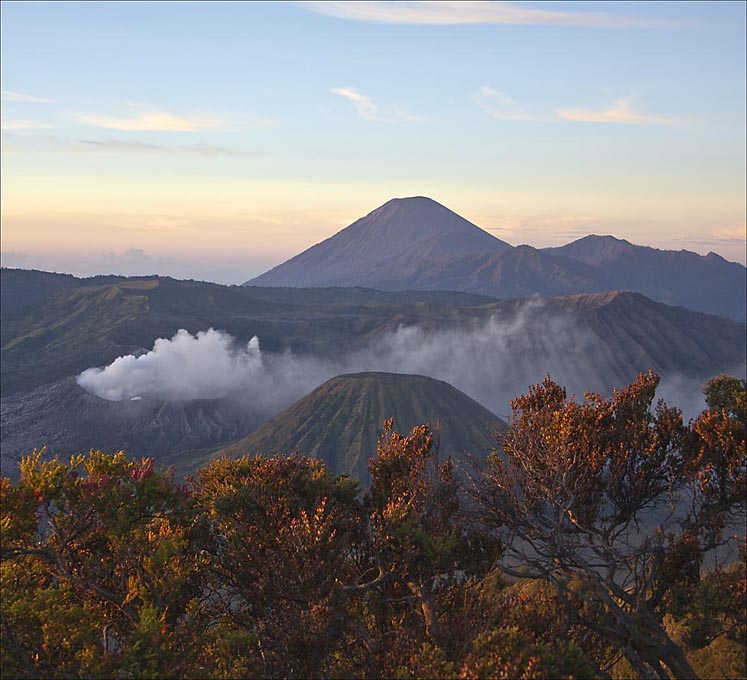 Advanced Projected Images - HC - Mt Bromo Sunrise by Pax Garabedian (December 2015)