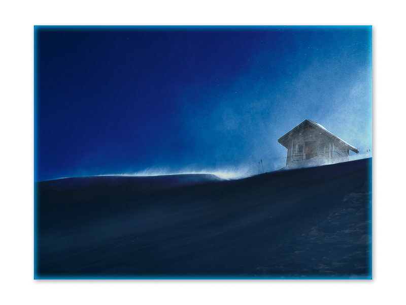 Advanced Projected Images - HC - Shelter From The Wind by Steve McLellan (January 2016)