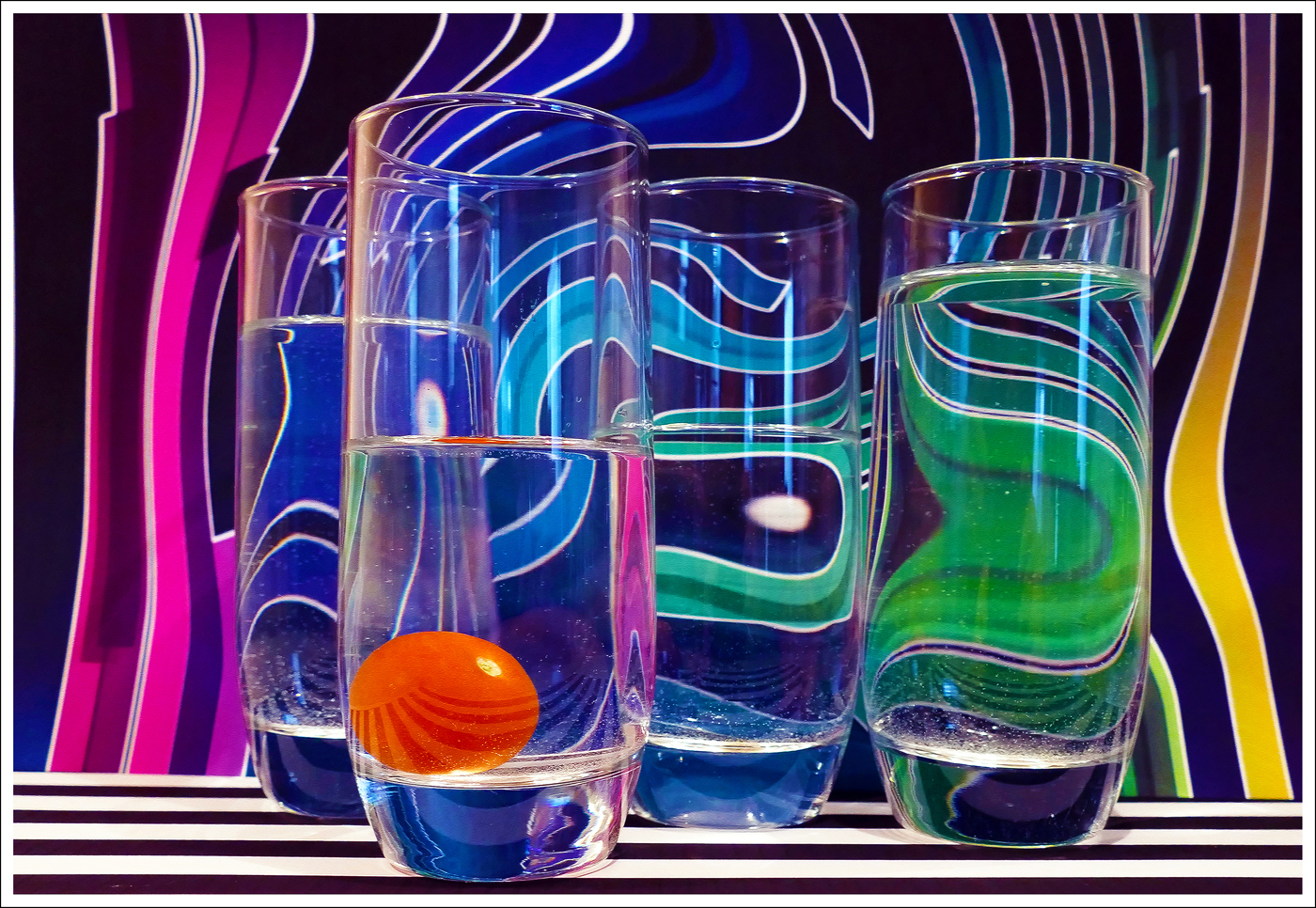Advanced Projected Images - HC - Tomato Juice Anyone? by Lawrence Graham (October 2015)