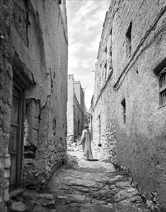 Advanced Monochrome Prints - HC - Back To The Old Village by Pax Garabedian (November 2016)