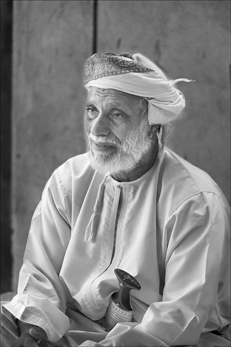 Advanced Monochrome Prints - HC - Village Elder by Pax Garabedian (December 2016)