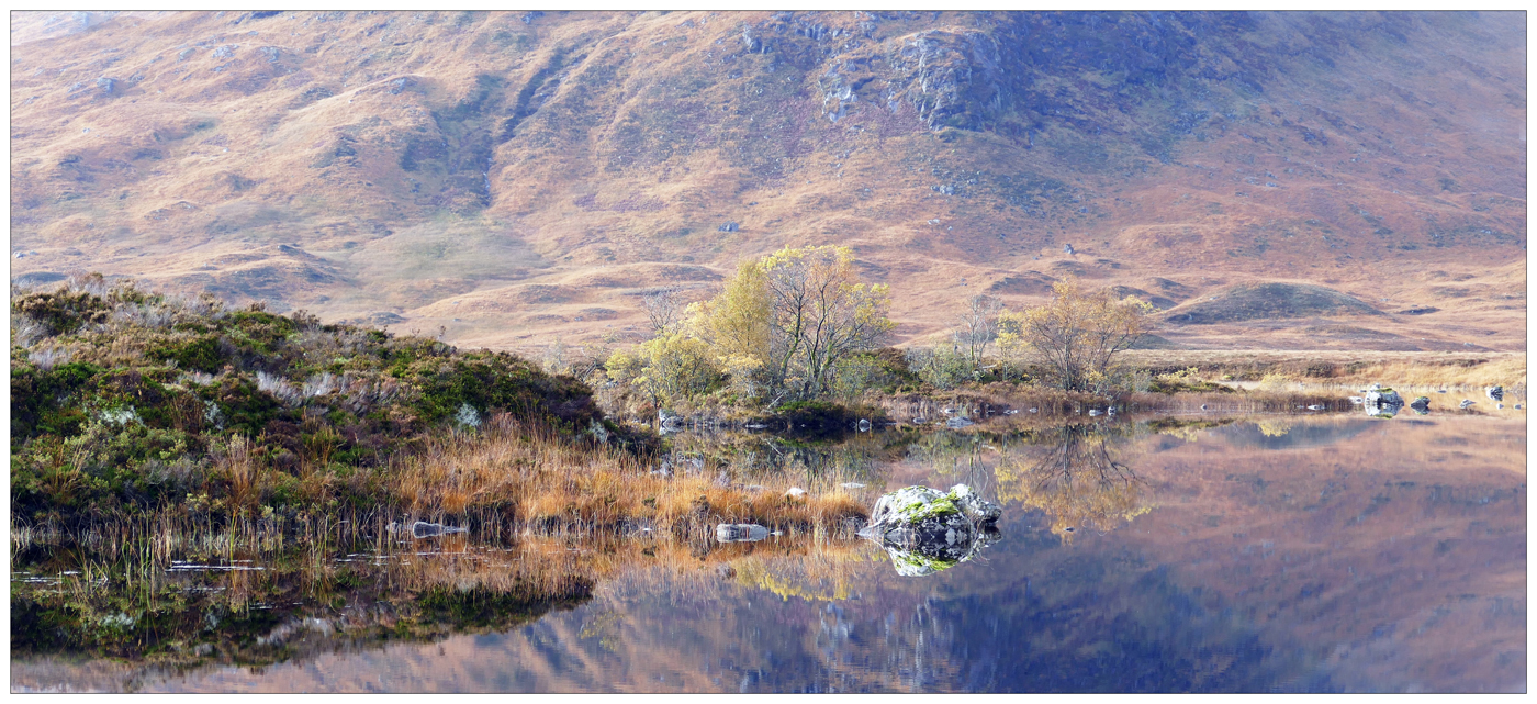 Advanced Projected Images - HC - Highland Scene by Lawrence Graham (January 2017)