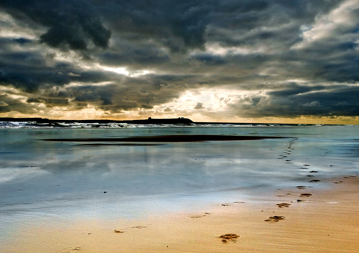 Newcomers Prints - HC - Northumberland by Trevor Wright (November 2016)