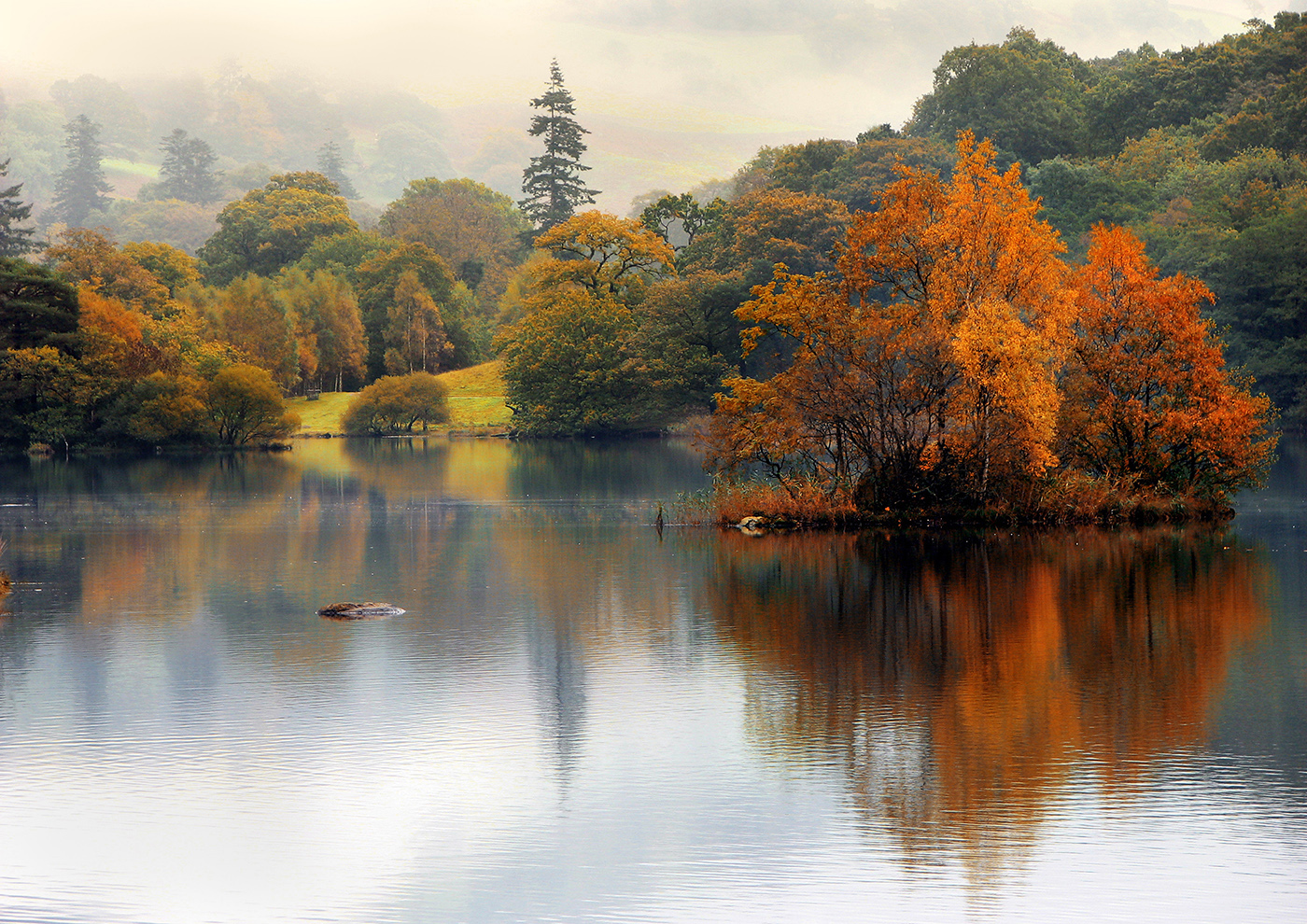 Newcomers Prints - Third - Rydal Water by Trevor Wright (November 2016)
