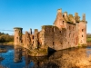 Advanced Colour Prints - Third - Caerlaverock Castle by Alan Sawyer (December 2016)