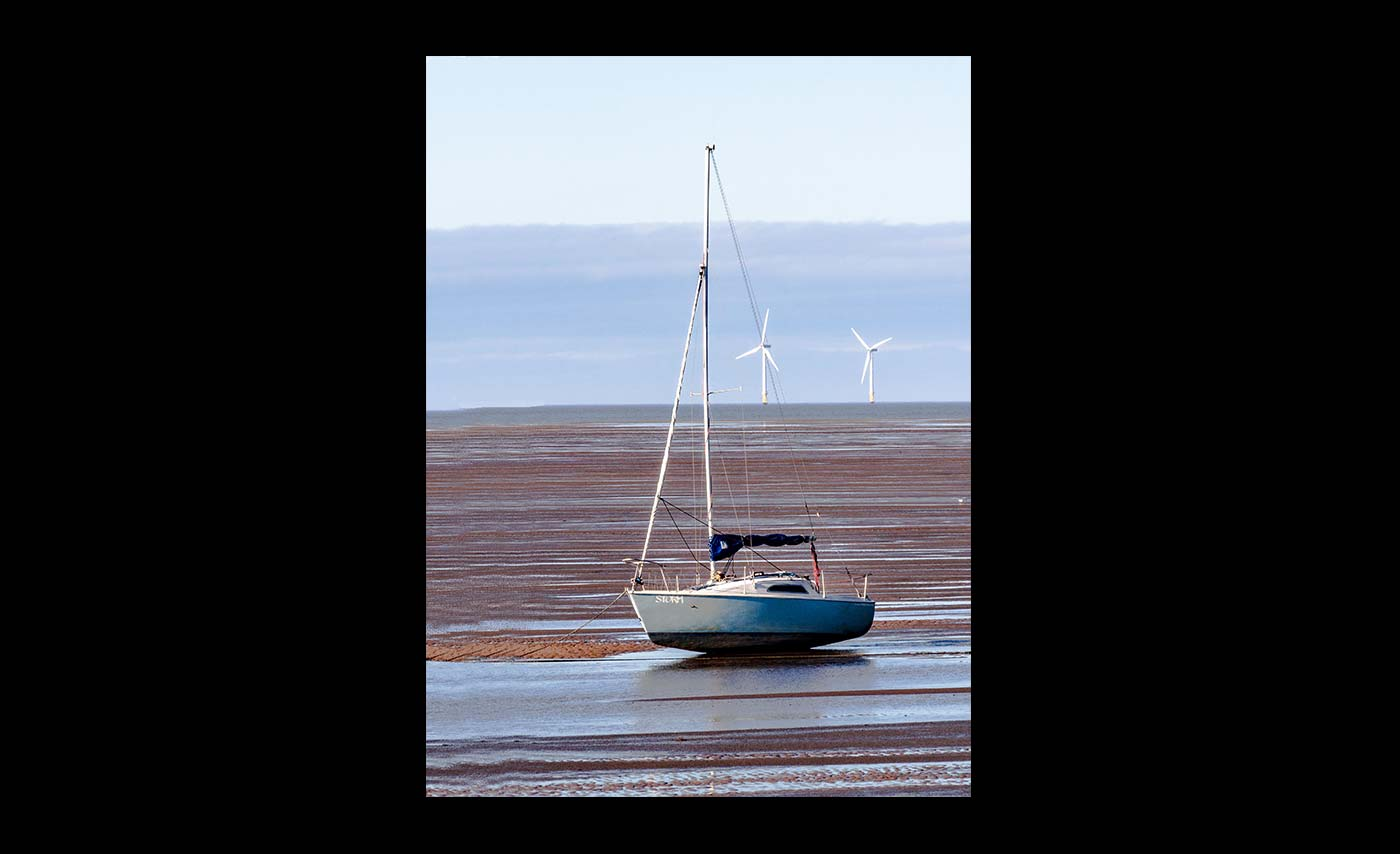 Club Colour Prints - C - A Windless Sea by Derek Nash