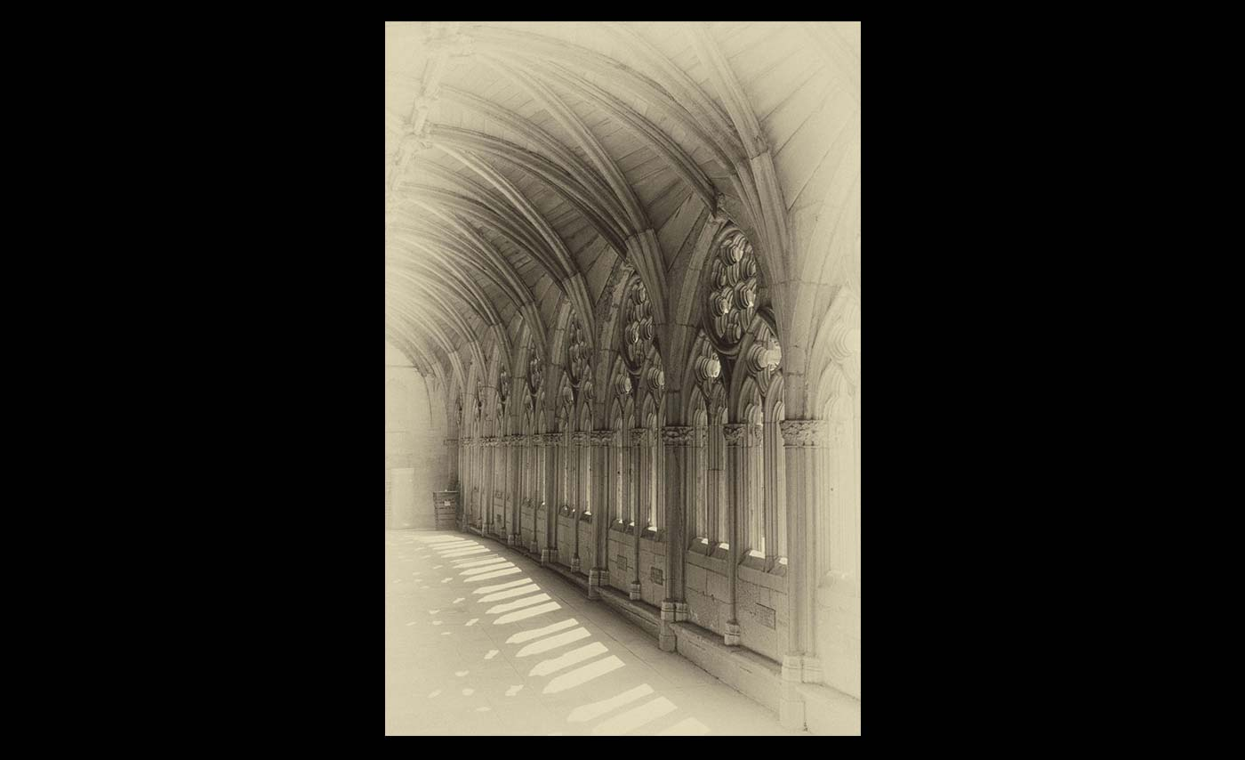 Club-Prints-Third-The-Cloisters-by-Derek-Nash