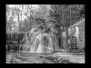 Advanced Mono Prints - First - Rutter Falls by Jeremy Griffiths