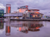 Victory Cup - 3rd joint - Salford-Quays - Sunset - Landscape - Brian Hinvest