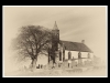 Club Class Mono Prints - Third - Mouswald Church by Patricia Martin