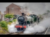 Advanced Colour Prints - Second - Full Steam Ahead by Jeff Saunders