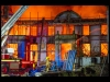 Advanced Colour Prints - First - Conflagration by Norman Butler Scalesceugh Hall