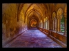 Club Class Colour Prints - First - Monastic Silence by-Adrian Backhouse