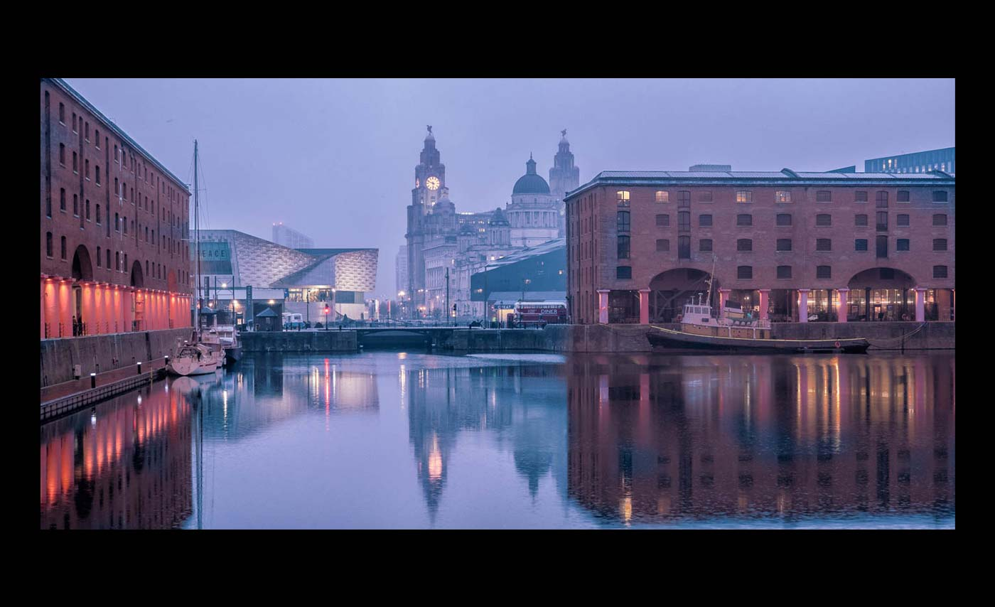 Advanced Class - PDI - 3rd- Brian Hinvest - Damp Evening - In Liverpool
