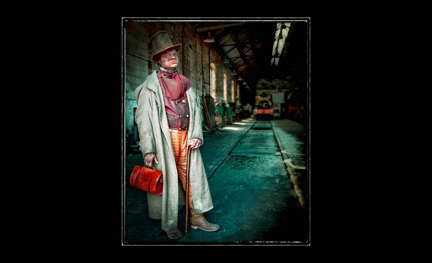 Advanced Class - Colour Prints - Commended - Mike Hughes - Isambard