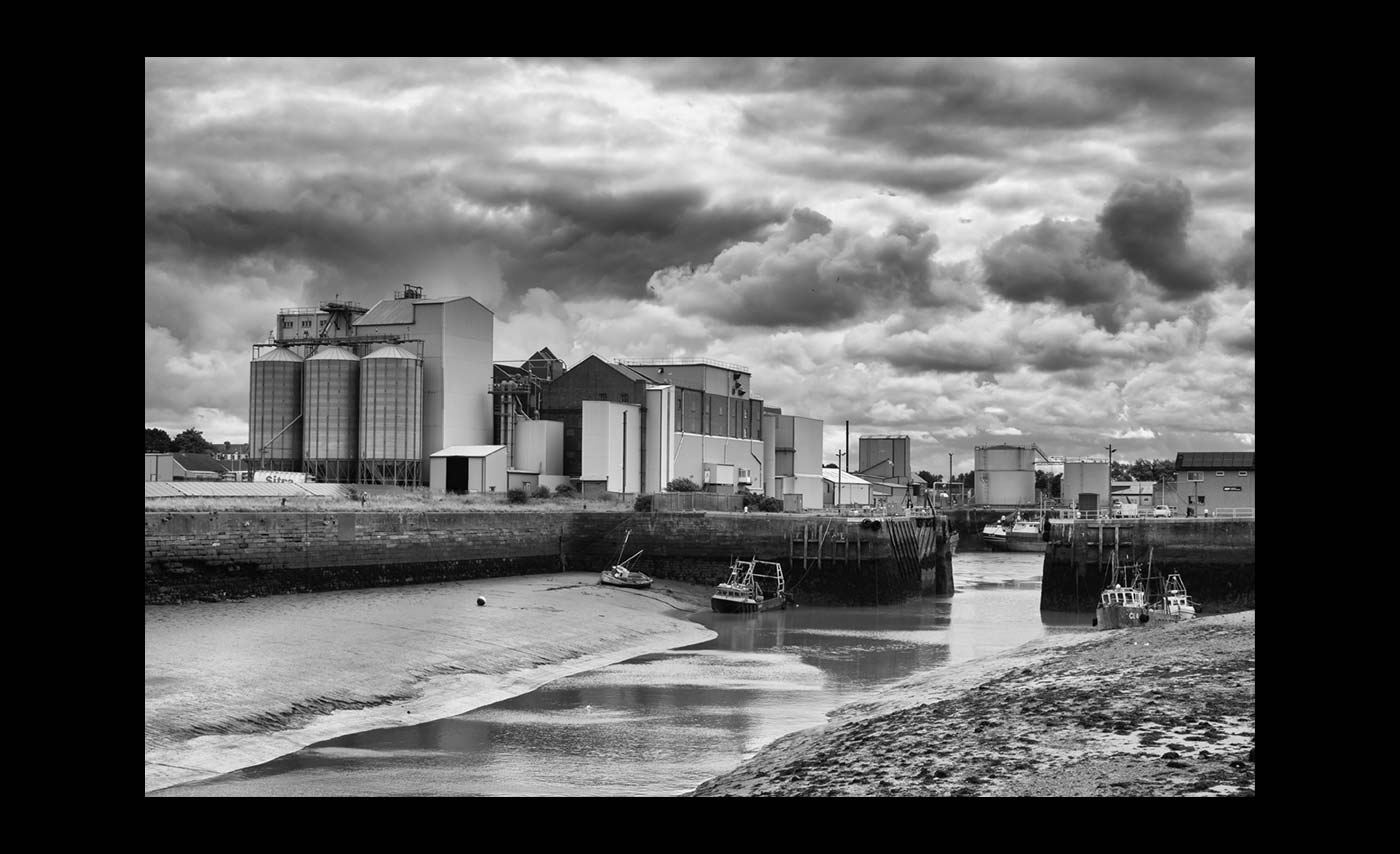 Club Class - Mono Prints - Highly Commended - Simon Wood - Industry Waiting