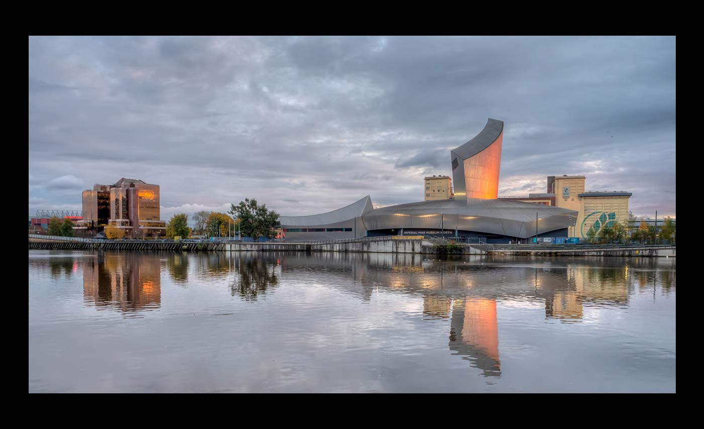 Advanced Colour Print - HC - Imperial War Museum By Jeff Saunders
