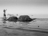 Advanced Monochrome Prints - Second - Morning On Inle Lake by Pax Garabedian