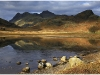 Advanced Colour Prints - Third - Langdales From Blea Tarn by Alan Thomson