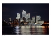 Advanced Projected Images - HC - Canary Wharf by Steve McLellan