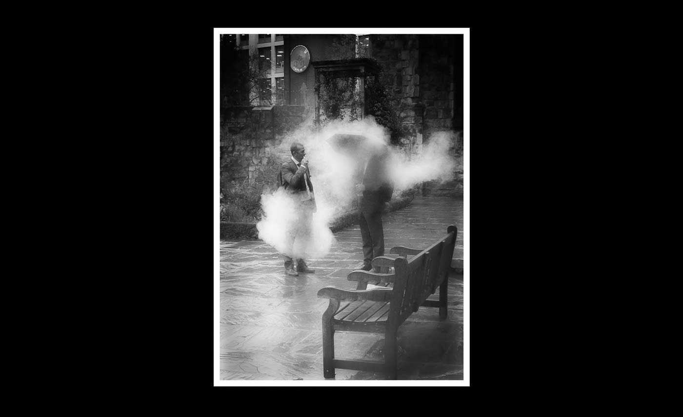 Advanced Projected Images - HC - Extreme Vaping by Steve McLellan
