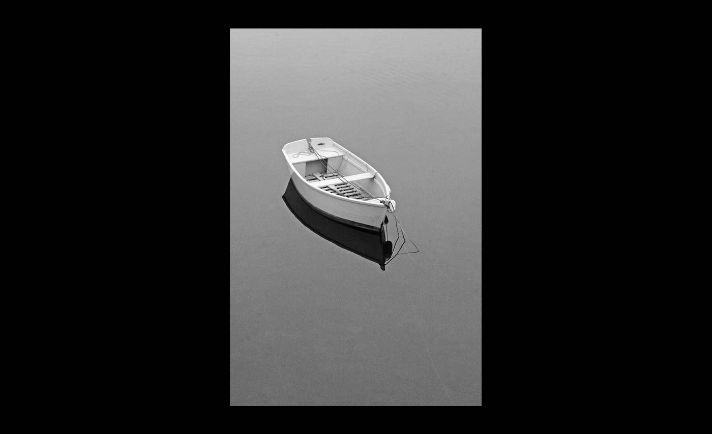 Club Mono Prints - First – Serenity by Malcolm Roberts