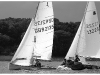 Advanced Monochrome Prints - Highly Commended - Sailing by Alan Thomson