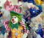 Advanced Colour Prints - HC - Send in the Clowns By Lawrence Graham