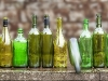 Advanced Projected Images - First - Ten Green Bottles by Pax Garabedian