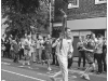 Advanced Monochrome Prints - First - The Olympic Torch by Dennis Balmer