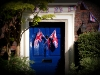 Newcomers Projected Images - Third - Royal Blue Door by Anne Fyfe