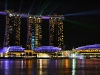 Advanced Projected Images - HC - Marina Bay by Alan Thomson