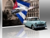 Advanced Colour Prints - Third - Cuban Wheels by Steve McLellan