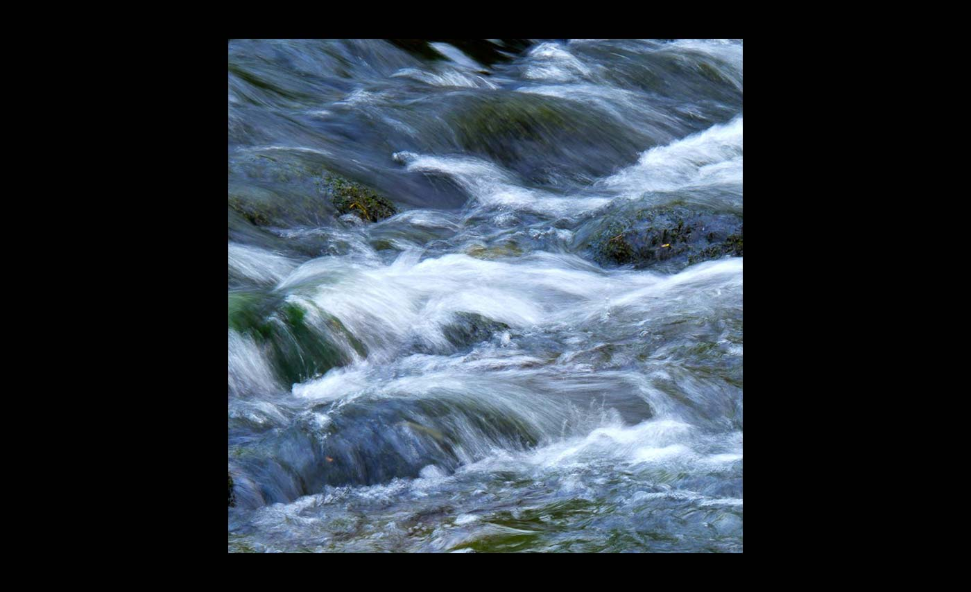 Club Colour Prints - Third - The Esk In Spate by Barbara Rowland