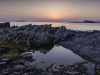 Advanced Colour Prints - HC - Easdale Sunset by Ron English January 2013